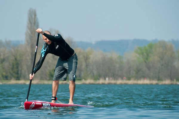 Open SUP Lyon 2012 Report